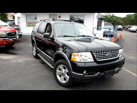 2005 Ford Explorer XLT 4X4 4.0 V6 Startup, Engine, Full Tour & Overview