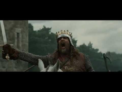 Battle For Chalus Castle (England Vs France)