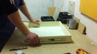 Кухня від А до Я(збірка скриньки,принцип роботи)