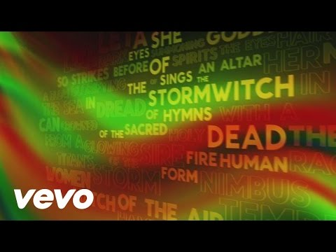 The Sword - Eyes of the Stormwitch (Lyric Video)