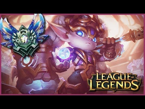 POPPY HEXTECH vs MALPHITE TOP [GUÍA S8 en ESPAÑOL] - League of Legends thumbnail