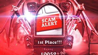 SCAM COMP INITIATED! 😁  Rdu Hearthstone Battlegrounds