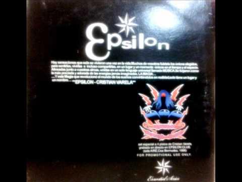 DISCOTECA EPSILON - DJ CRISTIAN VARELA  - 1996