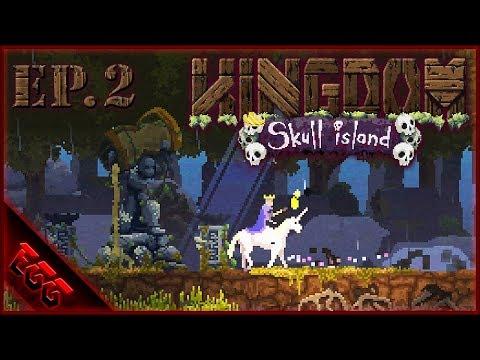 Kingdom: New Lands Ep2 - Landing on Skull Island!
