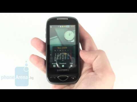Samsung S5560 Ревю