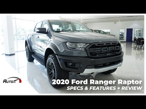 2020 Ford Ranger Raptor - Exterior & Interior Review + Test Drive (Philippines)