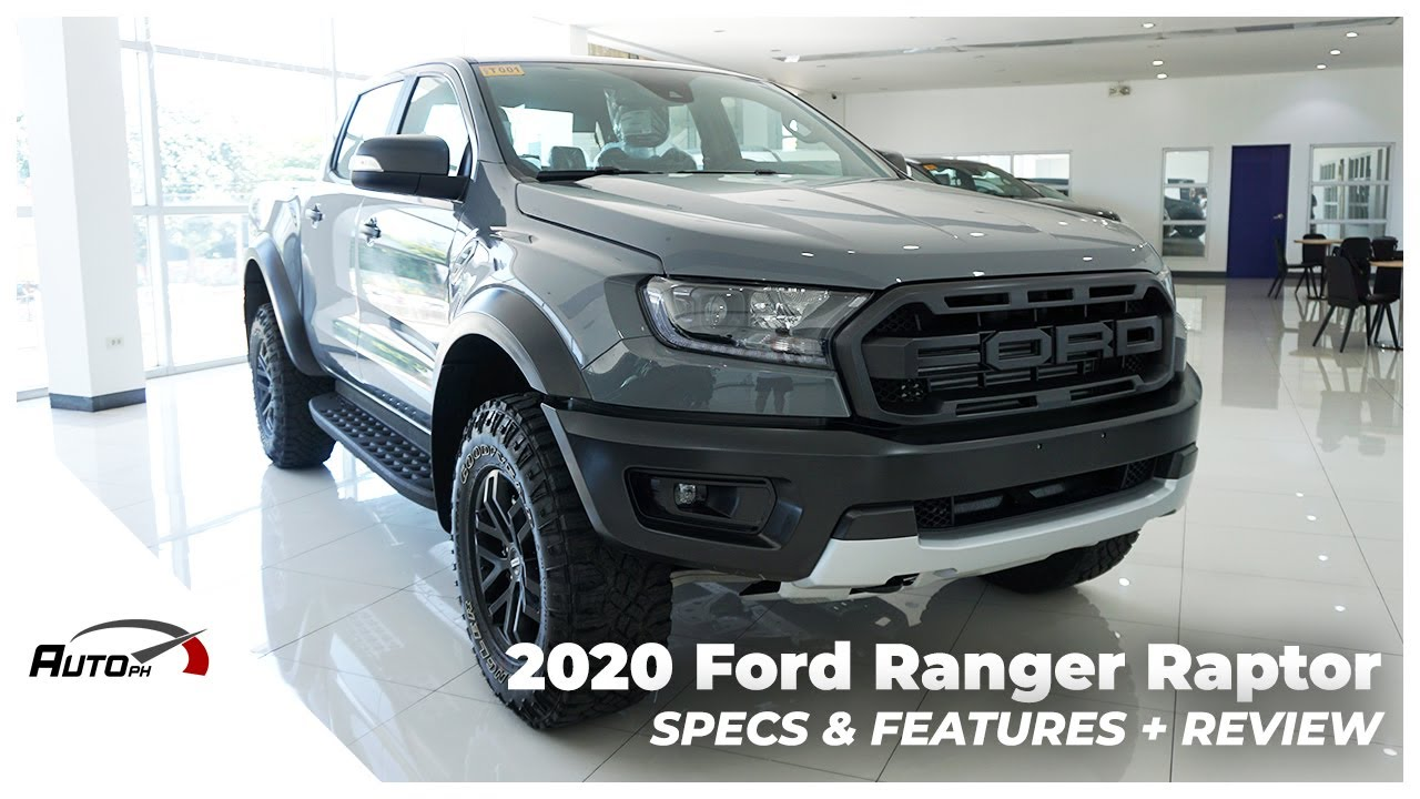 2020 Ford Ranger Raptor Exterior Interior Review Test Drive Philippines Youtube
