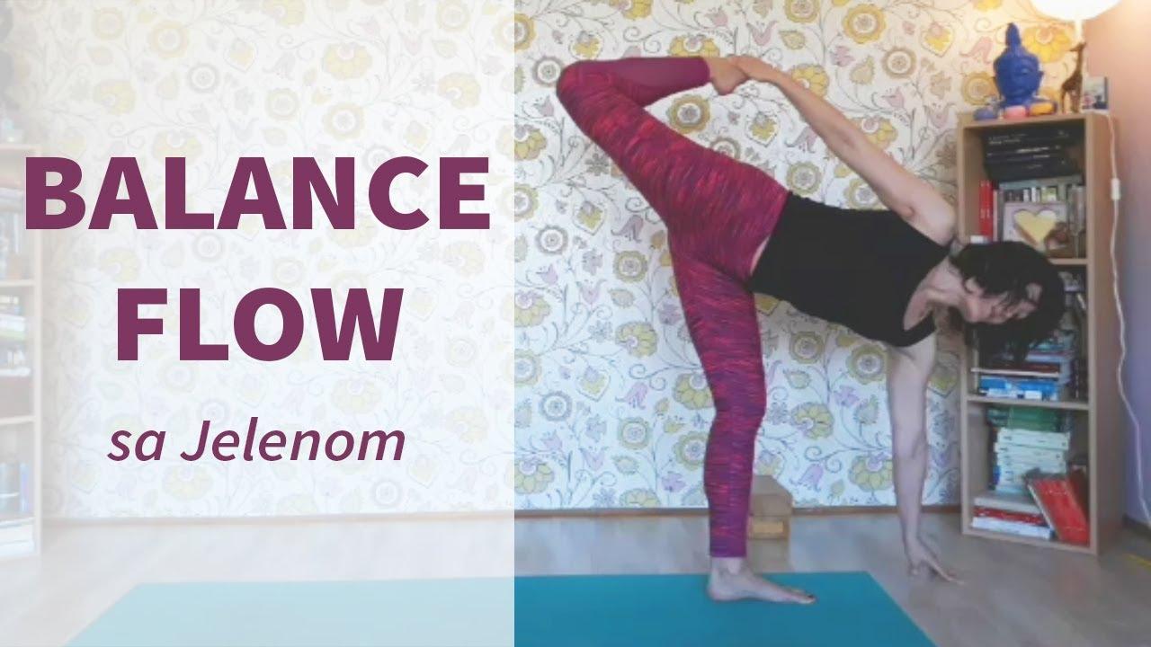 BALANCE FLOW SA JELENOM - čas balansa