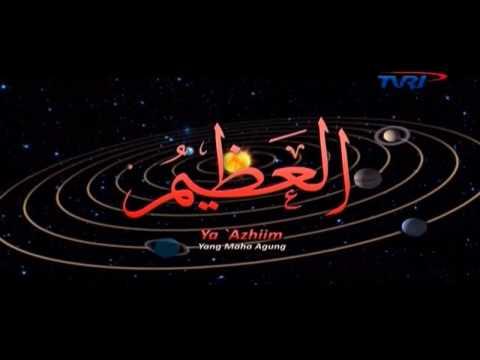 Cover Lagu Al-asma` Al-husna  Tvri