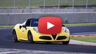 Alfa Romeo 4c: Adding lightness creates the perfect track toy