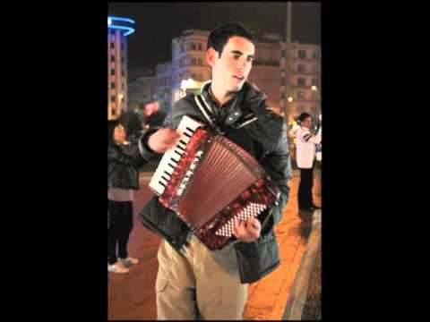 Goshen - Beirut (accordion cover)