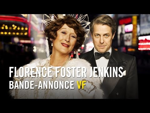 Florence Foster Jenkins - Bande-annonce officielle VF HD streaming vf
