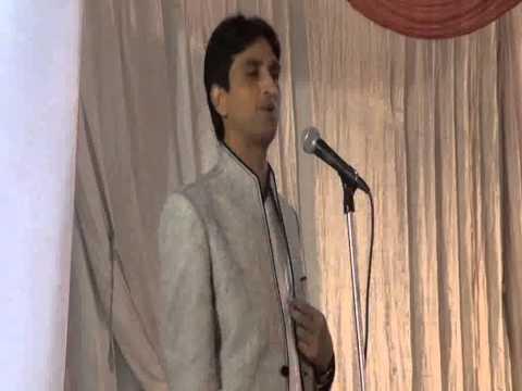 Kumar Vishwas' strong message through 'Dinkar'