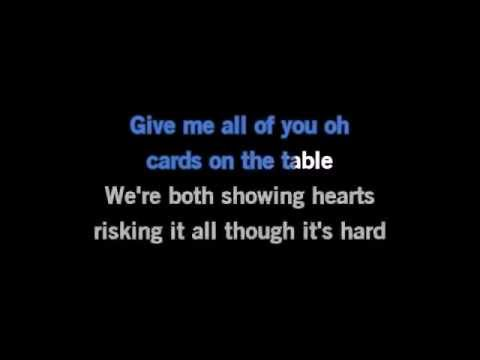 John Legend-All Of Me Karaoke (No BGV)