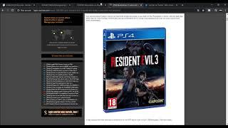 Backporting Games To 5.05 PS4 Jailbreak | Resident Evil 3 Leaked | Play 7.02 Games On PS4 Jailbreak