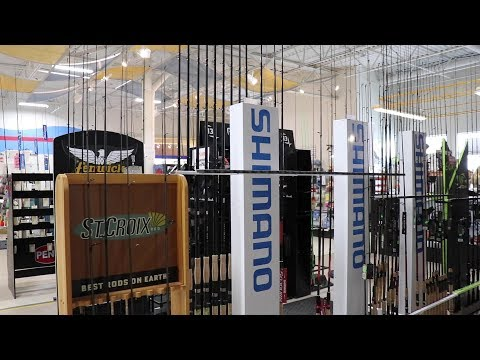 Sportsman Direct (The BEST FISHING STORE In Michigan?)