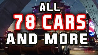 NEED FOR SPEED PAYBACK FULL 78 CAR LIST CONFIRMED AND HOW TO PLAY NOV 2nd