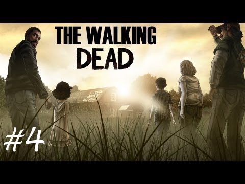 (Blind) Let's Play The Walking Dead #4: The Motel