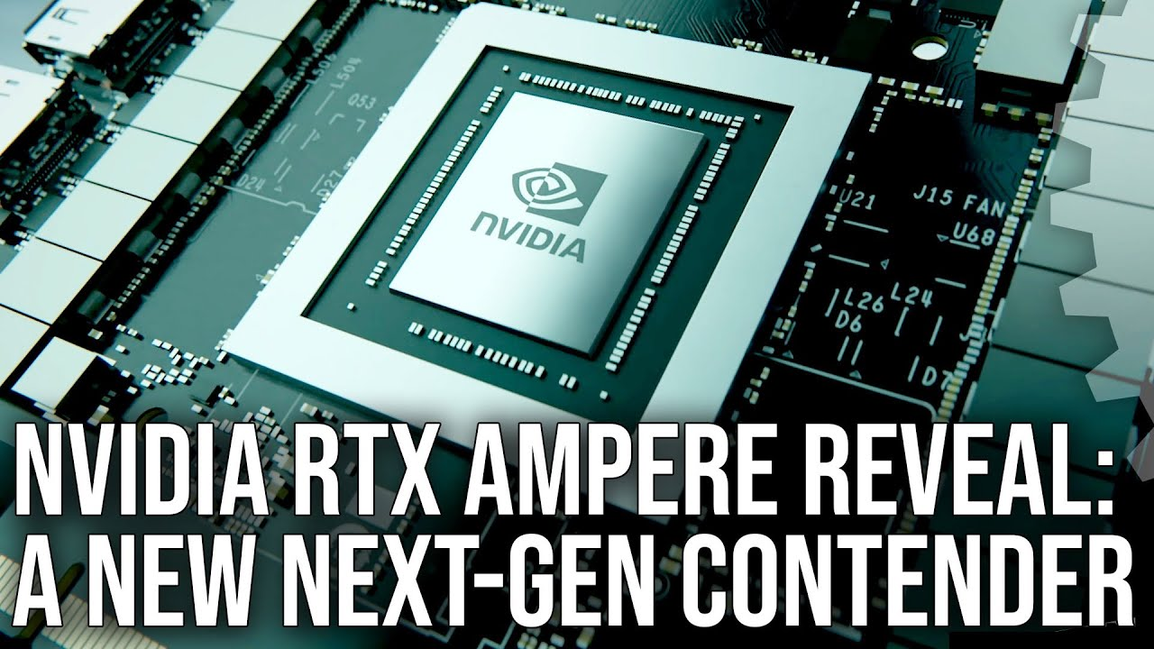 DF Direct: Nvidia RTX 3070/3080/3090 Reveal Reaction - A New Next-Gen Contender!