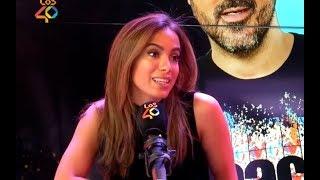 Maluma ou J Balvin? Anitta escolhe | LEGENDADO entrevista en Espanha