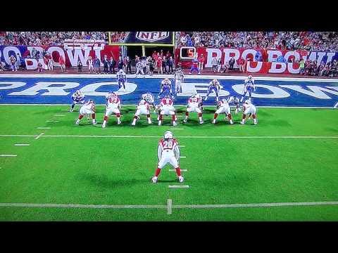 Chris Johnson 2010 Pro Bowl Touchdown