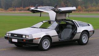 Автомобиль из «Назад в будущее» возрождается: начался прием заказов