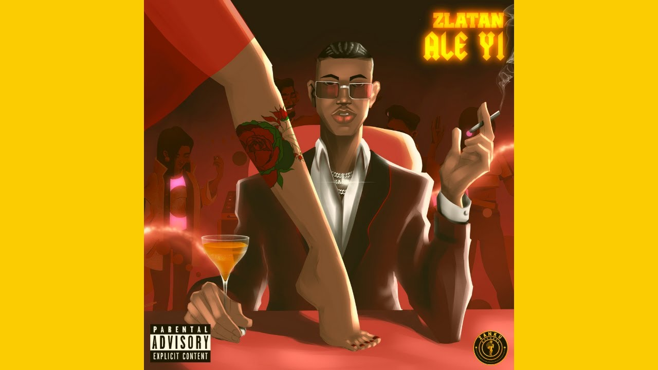 DOWNLOAD Zlatan – Ale Yi (Official Audio) Mp3 song