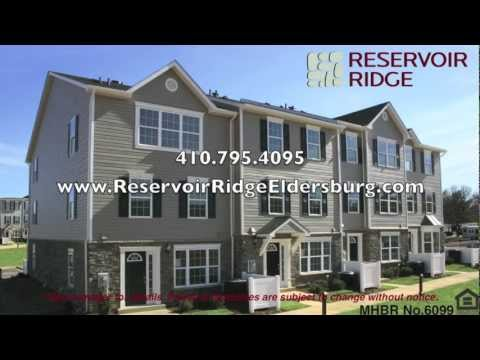 Reservoir Ridge | Eldersburg MD | Townhome-Inspired Condominium Community