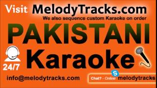 Pyar Bhare Do Sharmile Nain   Mehdi Hassan Pakistani Karaoke www MelodyTracks com