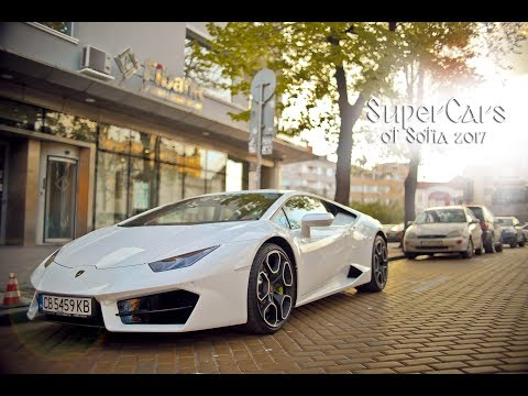 SuperCars of Sofia 2017