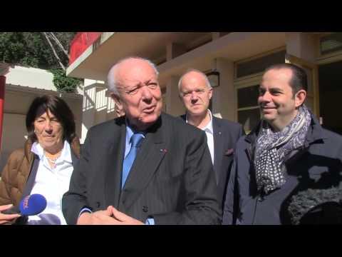 Jean-Claude a voté dans le bureau 807 à Marseille