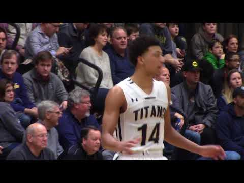 Houston King, Toledo St. Johns  Senior Season Highlights