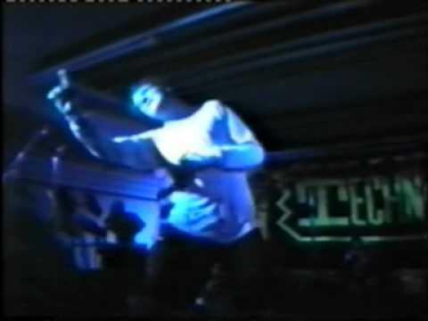 Nitzer Ebb - Live At Technoclub  1989