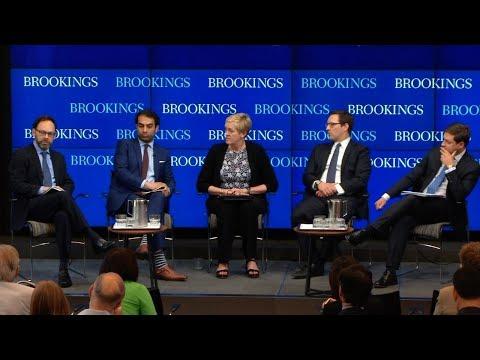 America's global image: Panelists