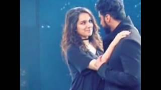 Shraddha kapoor and Arjun Kapoor On Nach Baliye 8   Half Girlfriend Promotion