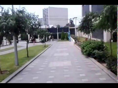 Lavasori realiza un Tour por su Alma Mater, La Universidad de Lima.