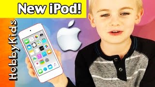 New iPod Touch Review with HobbyFrog