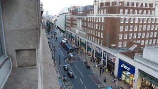 Luxury Hotel in Oxford St...The Cumberland...Vlog Londra 2014