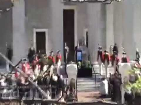 The Baltimore Basilica Ceremony