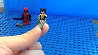 Обзор потерянных минифигурок лего плюс игрушка из к.т.