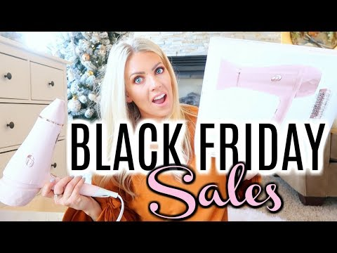 BLACK FRIDAY & CYBER MONDAY SALES   T3, Dermablend, Jurlique, Sigma, Peter Thomas Roth & More