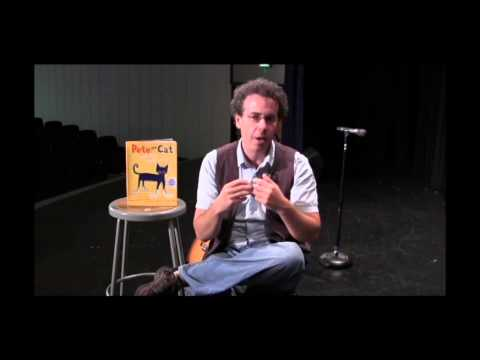 About Eric Litwin - Author of the first 4 Pete the Cat books - YouTube