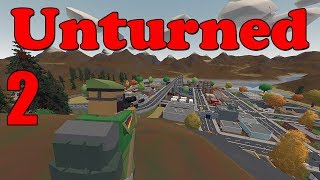 Unturned | Germany Map | Zombie Fever Ep.2