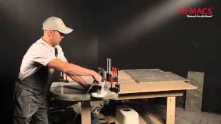 инструкция по обработке искуственного акрилового камня LG HI-MACS(, 2014-04-14T03:57:27.000Z)