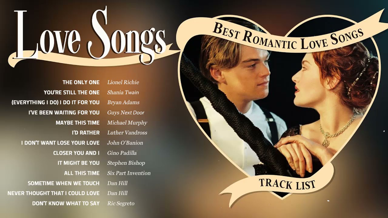 Most Old Beautiful Love Songs of 70s 80s 90s - Best Romantic Love Songs of All Time