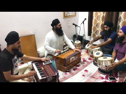 Time For Practice In My Music Room! |  ਰਿਆਜ਼ ਦਾ ਸਮਾਂ | VLOG 64 - Bhai Gagandeep Singh