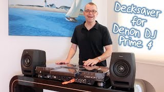 Decksaver For Denon DJ Prime 4 Review - Keep your gear safe!