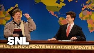 Weekend Update: Drunk Uncle on Graduation - SNL