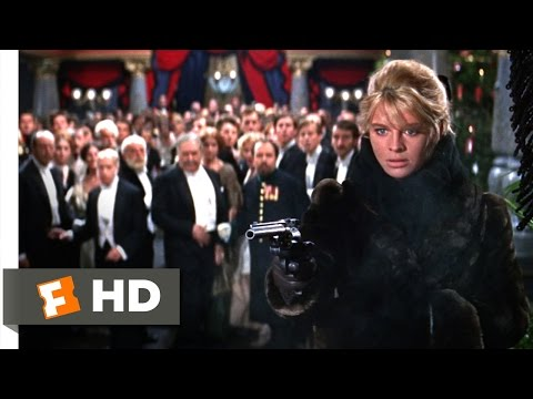 Doctor Zhivago (2/10) Movie CLIP - The Christmas Party (1965) HD