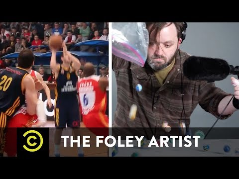 The Foley Artist for College Basketball